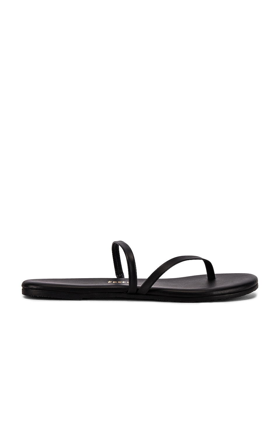 TKEES Sarit Sandal in Black
