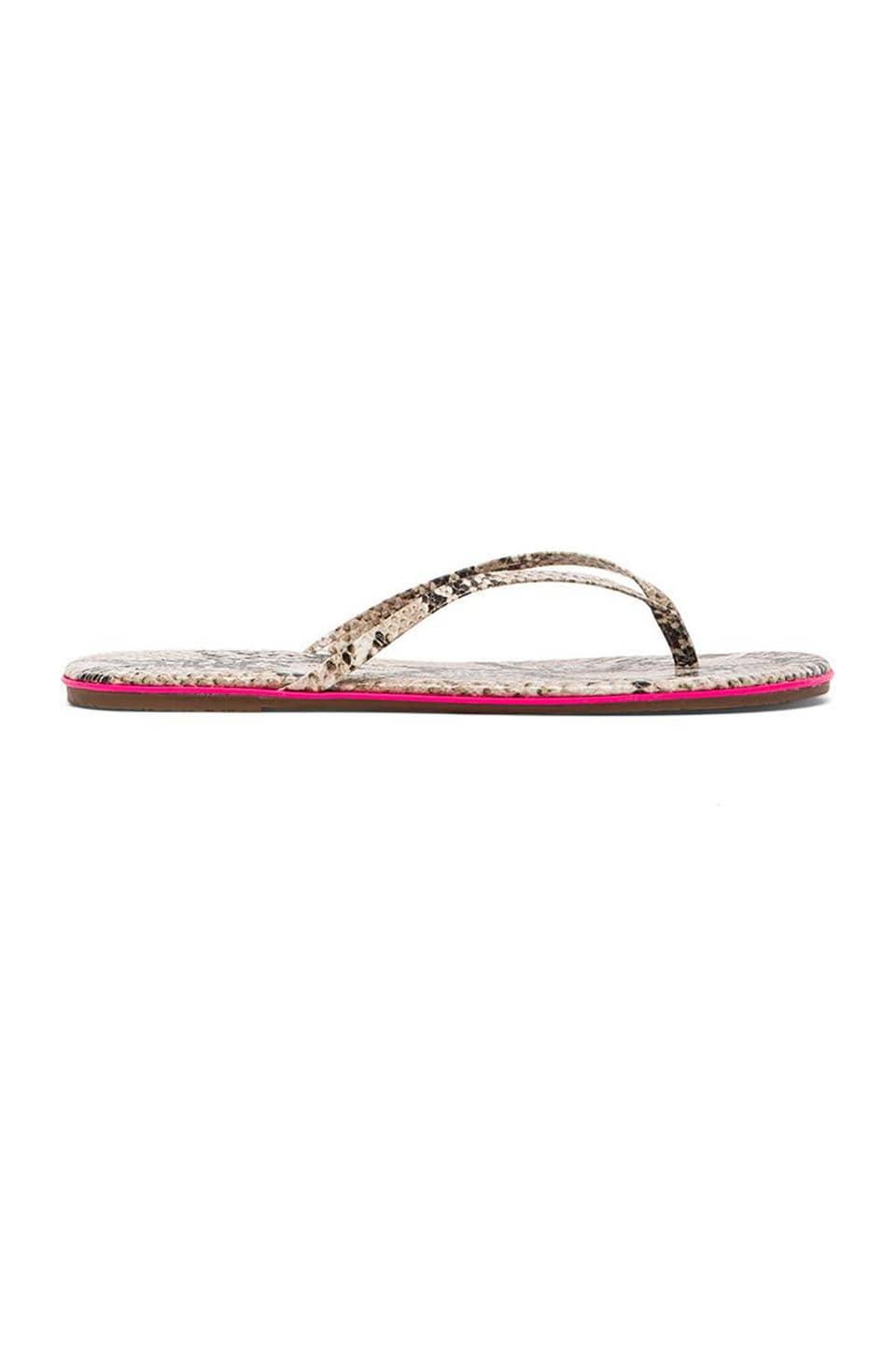 TKEES Sandal in Pink Venom