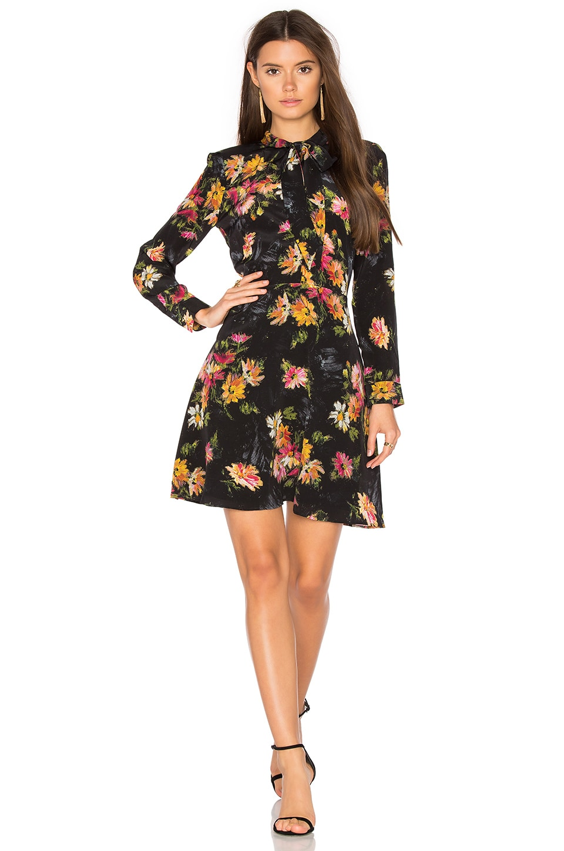 buy Fireworks Flower Dress by The Kooples dresses online shopping