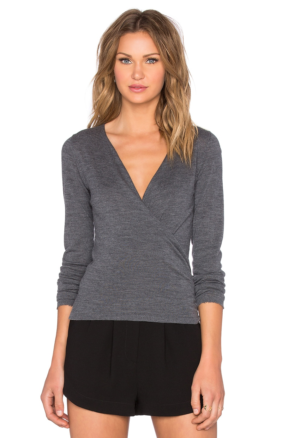 Wrap Cardigan by The Kooples