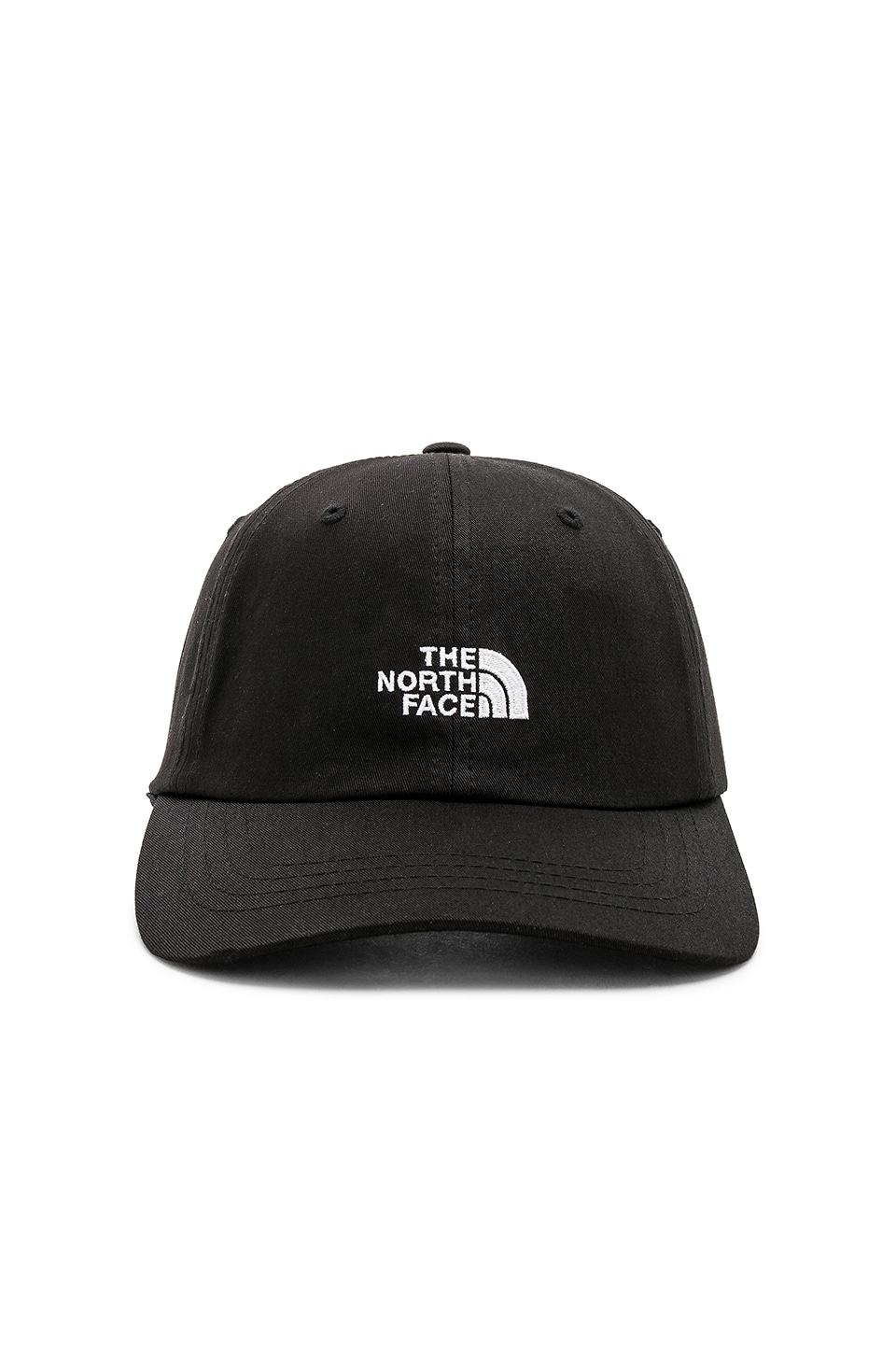 cb0ce8129d1 The North Face The Norm Hat   TNF White in TNF Black
