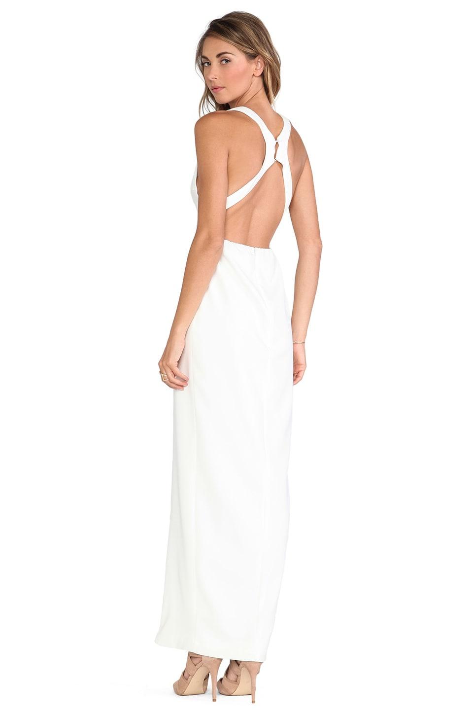 Toby Heart Ginger Enchanted Formal Maxi Dress in White | REVOLVE