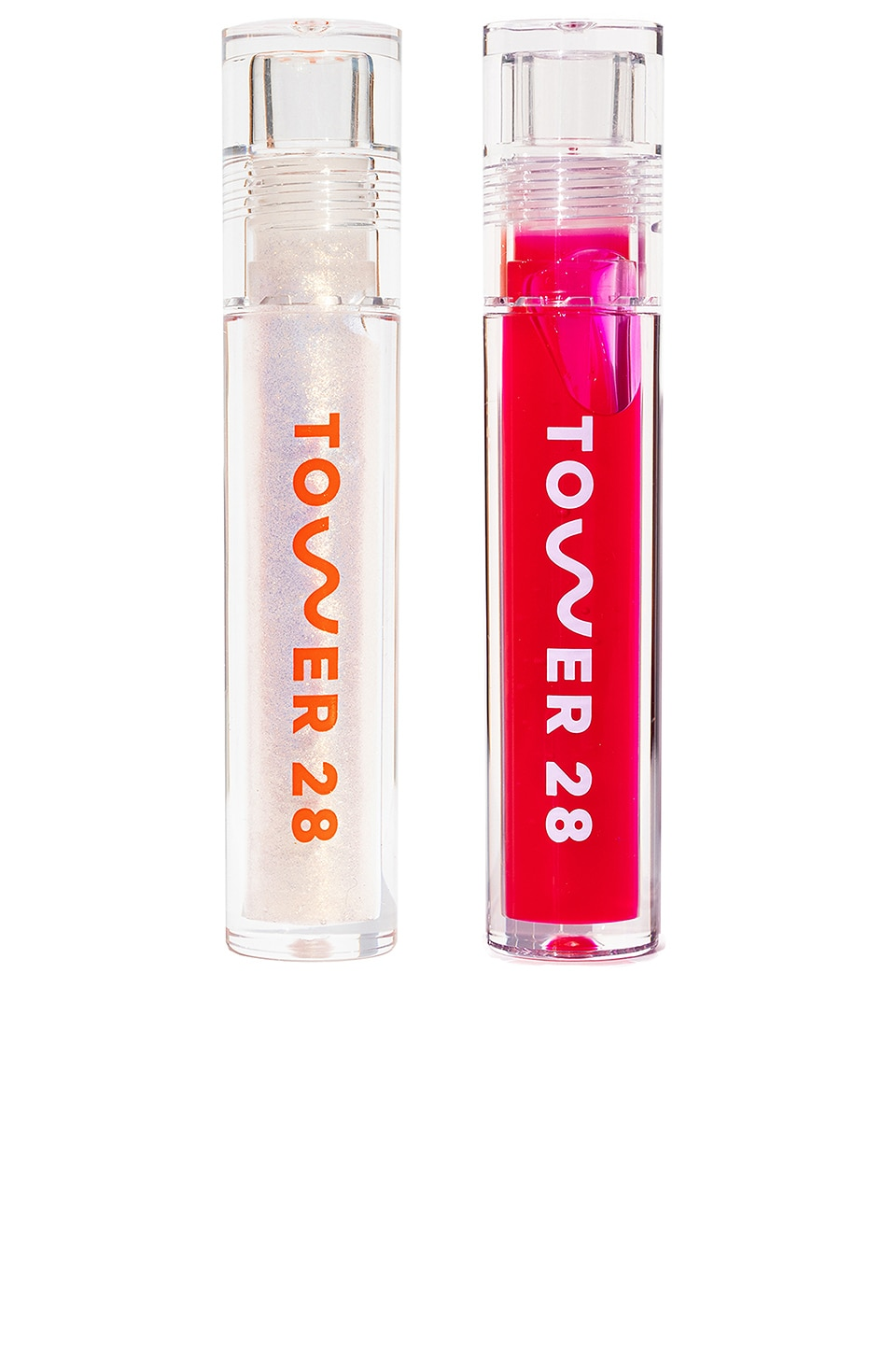 Tower 28 Lip Jelly Duo in Magic & XOXO