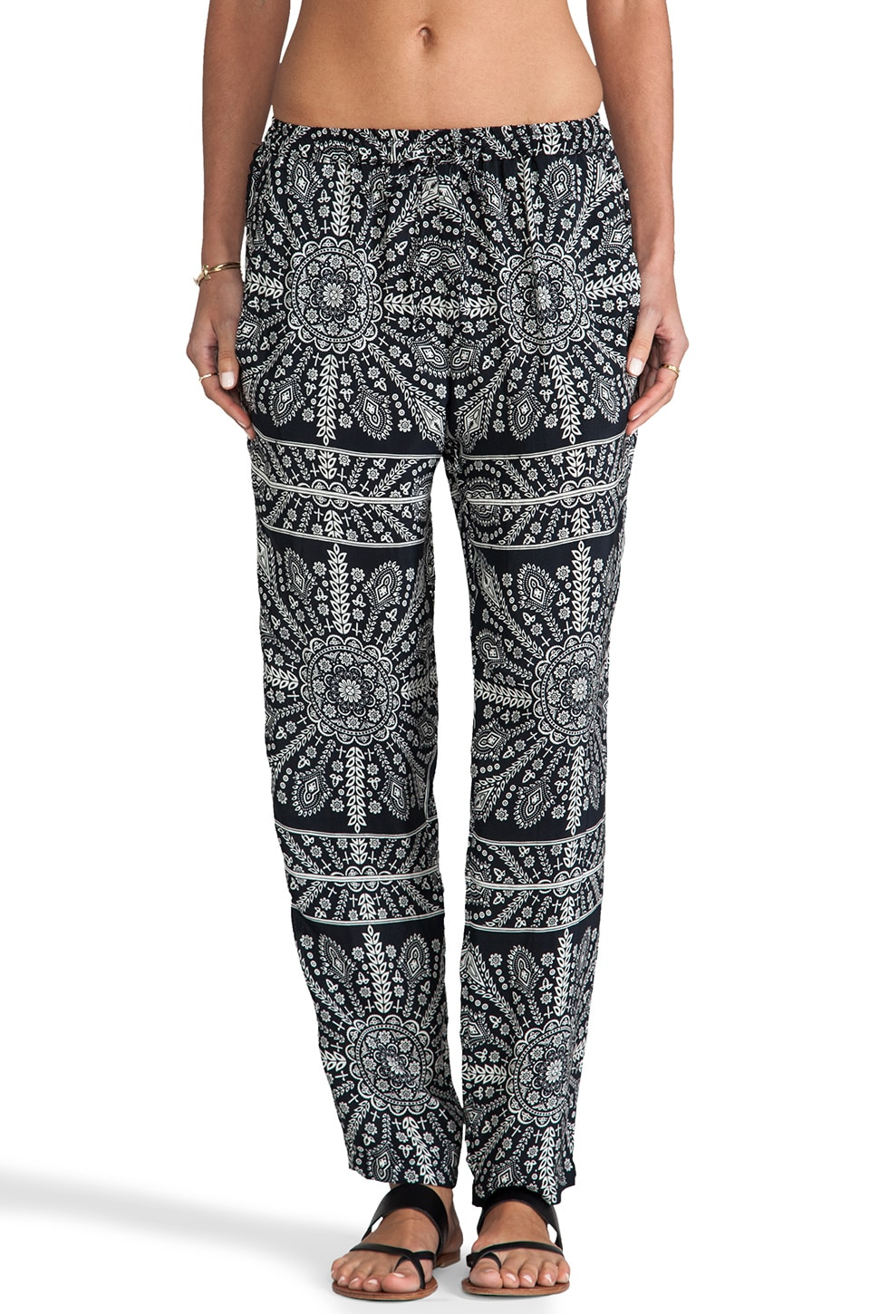 Tolani Charlotte Pant in Coal