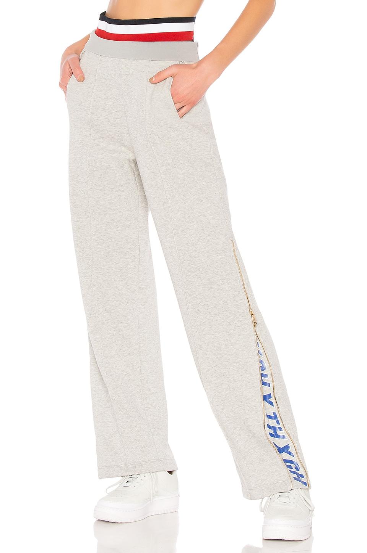 TOMMY X GIGI Gigi Hadid Zip Track Pant