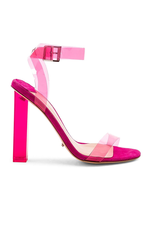 Tony Bianco x REVOLVE Kiki Heel in Pink