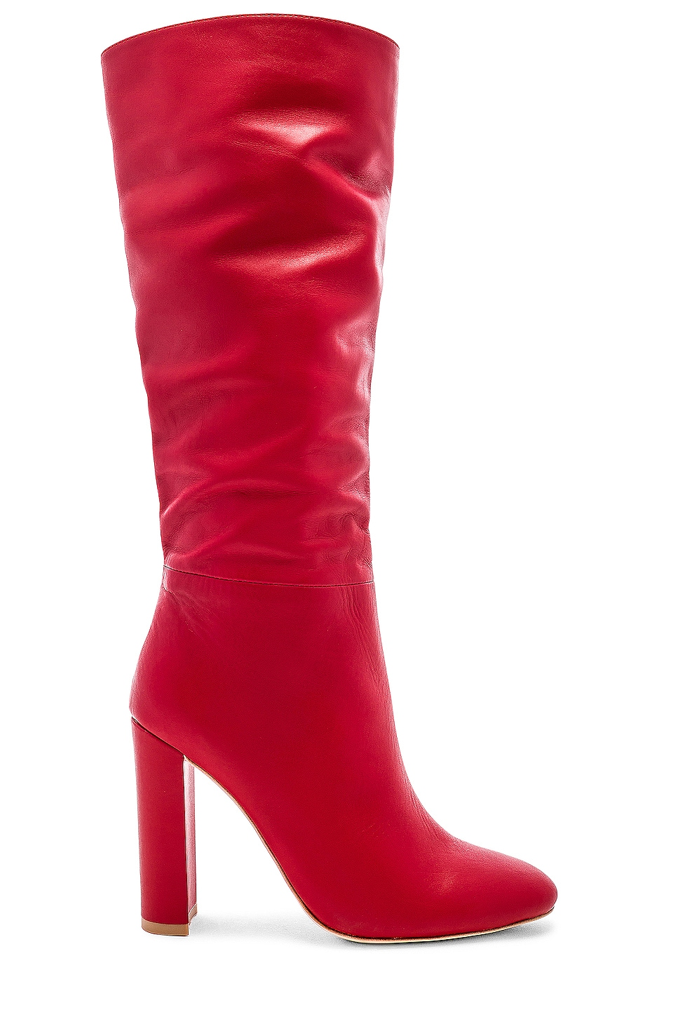 Tony Bianco Jester Boot in Red Denver