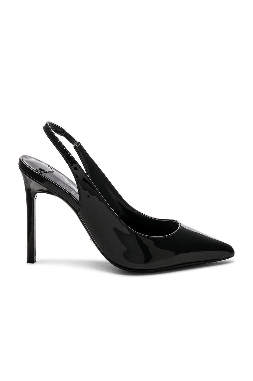 Tony Bianco Latoir Heel in Black Patent
