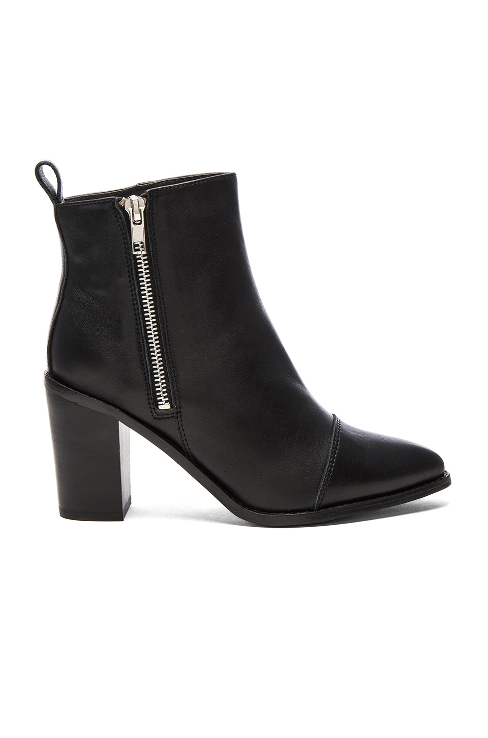 Tony Bianco Bentley Bootie in Black Modena