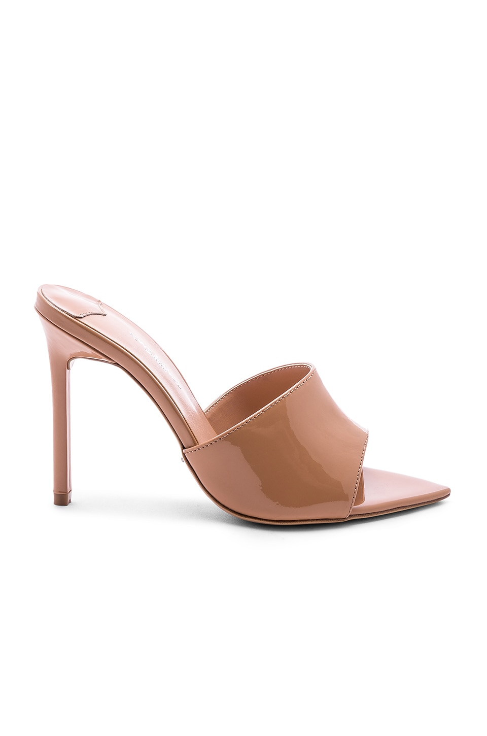 Tony Bianco Marley Mule in Nude Patent