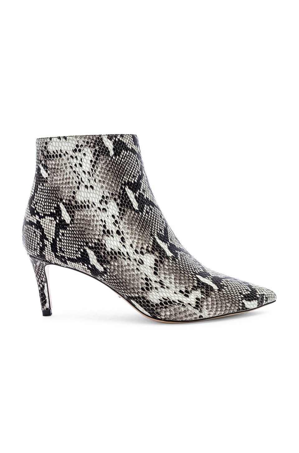 Tony Bianco Gessy Bootie in Natural Snake
