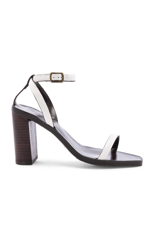 Tony Bianco Casadi Sandal in White Capretto