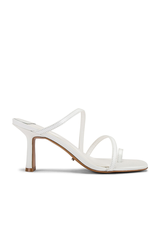 Tony Bianco Blossom Sandal in White