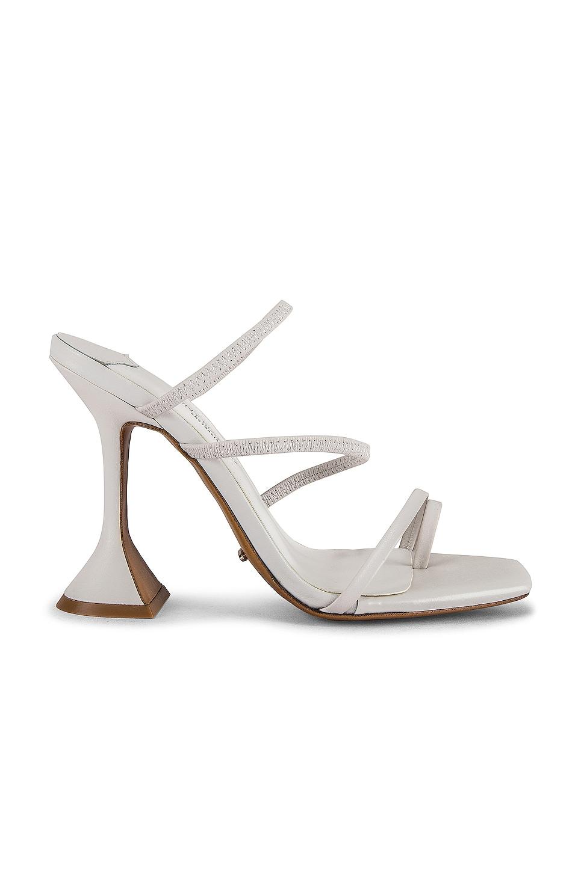 Tony Bianco Stellar Sandal in Milk Capretto