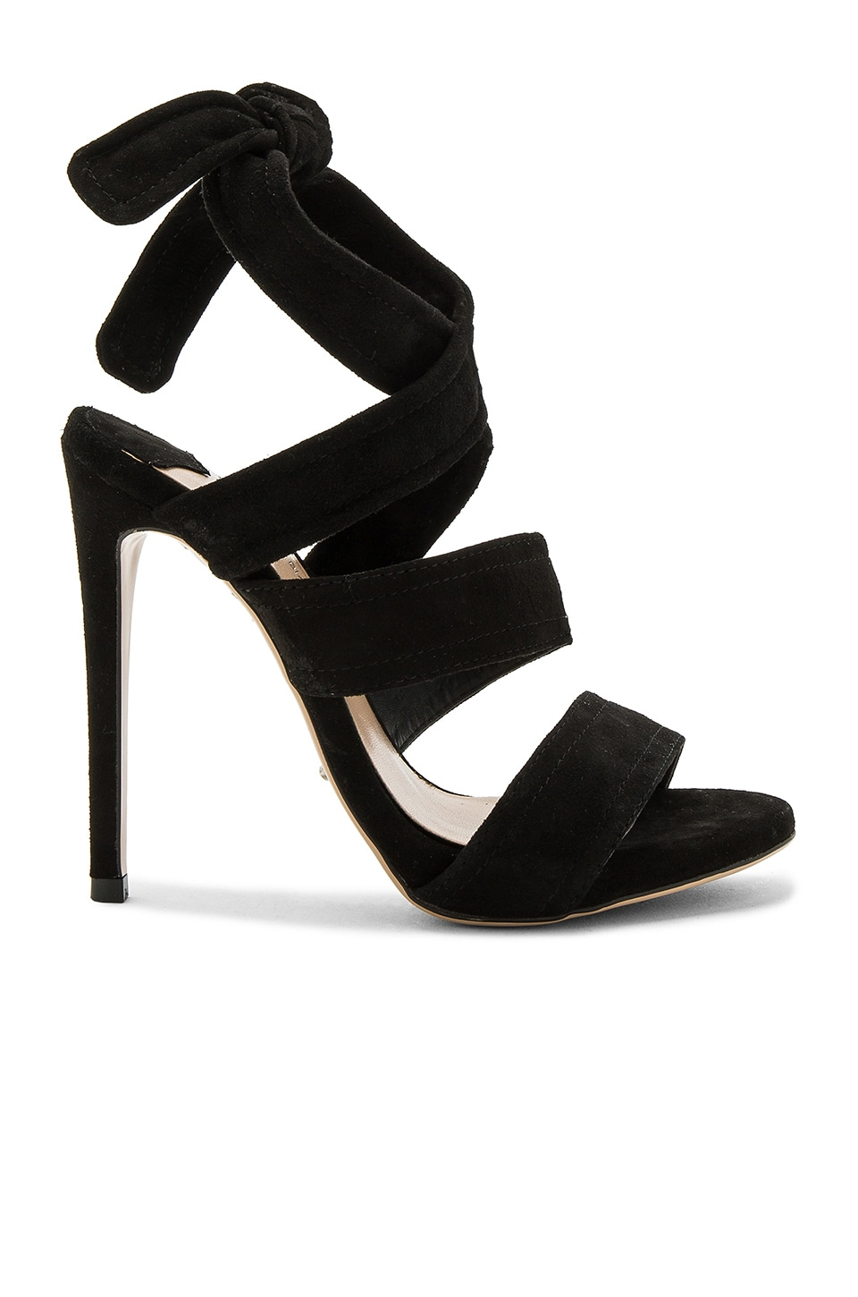 Tony Bianco April Heel in Black Suede