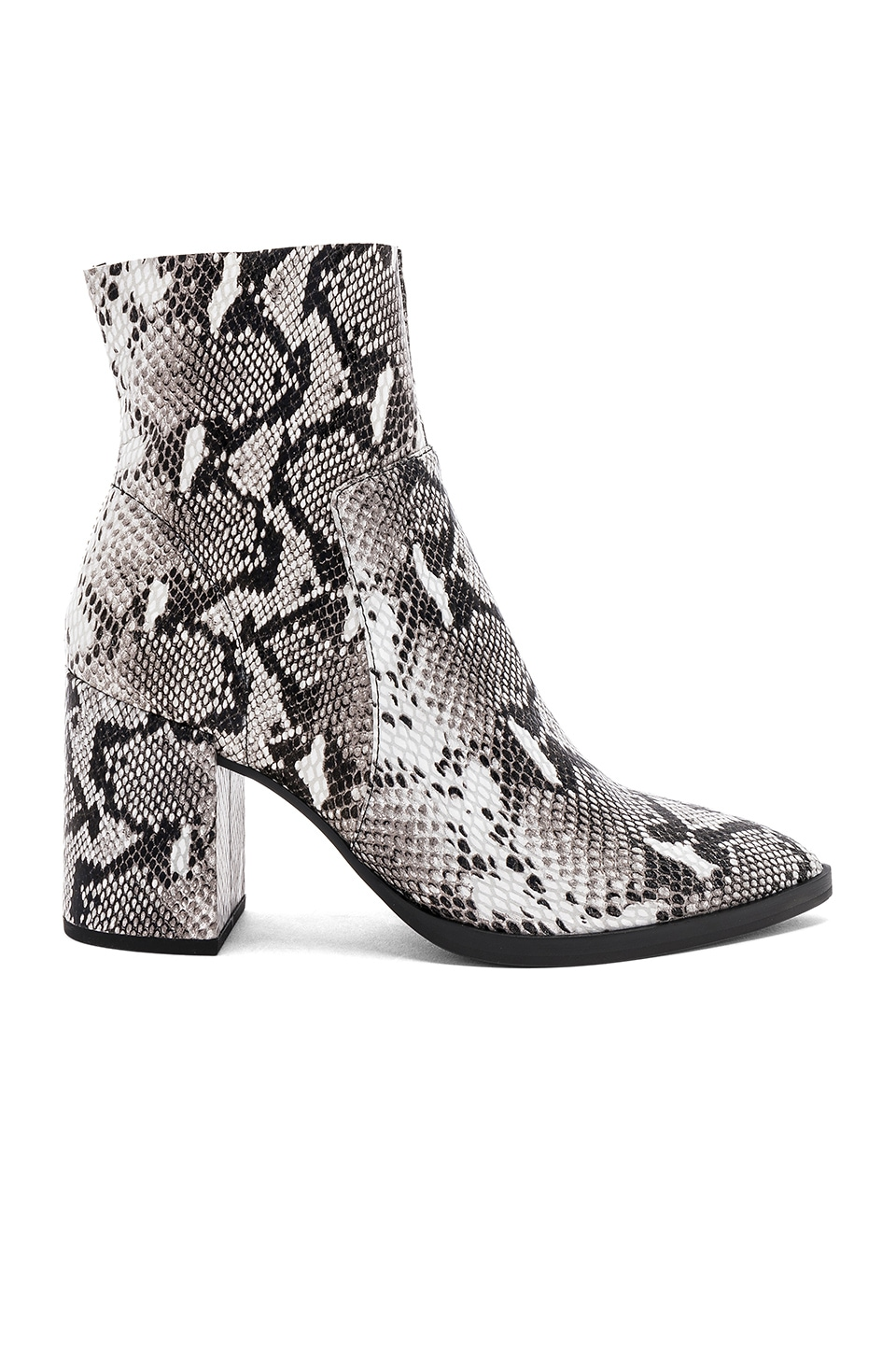 Tony Bianco Brazen Bootie in Natural Snake