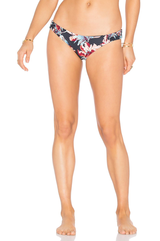 Violette Bikini Bottom in Black. - size S (also in L,M,XS) Tori Praver Swimwear