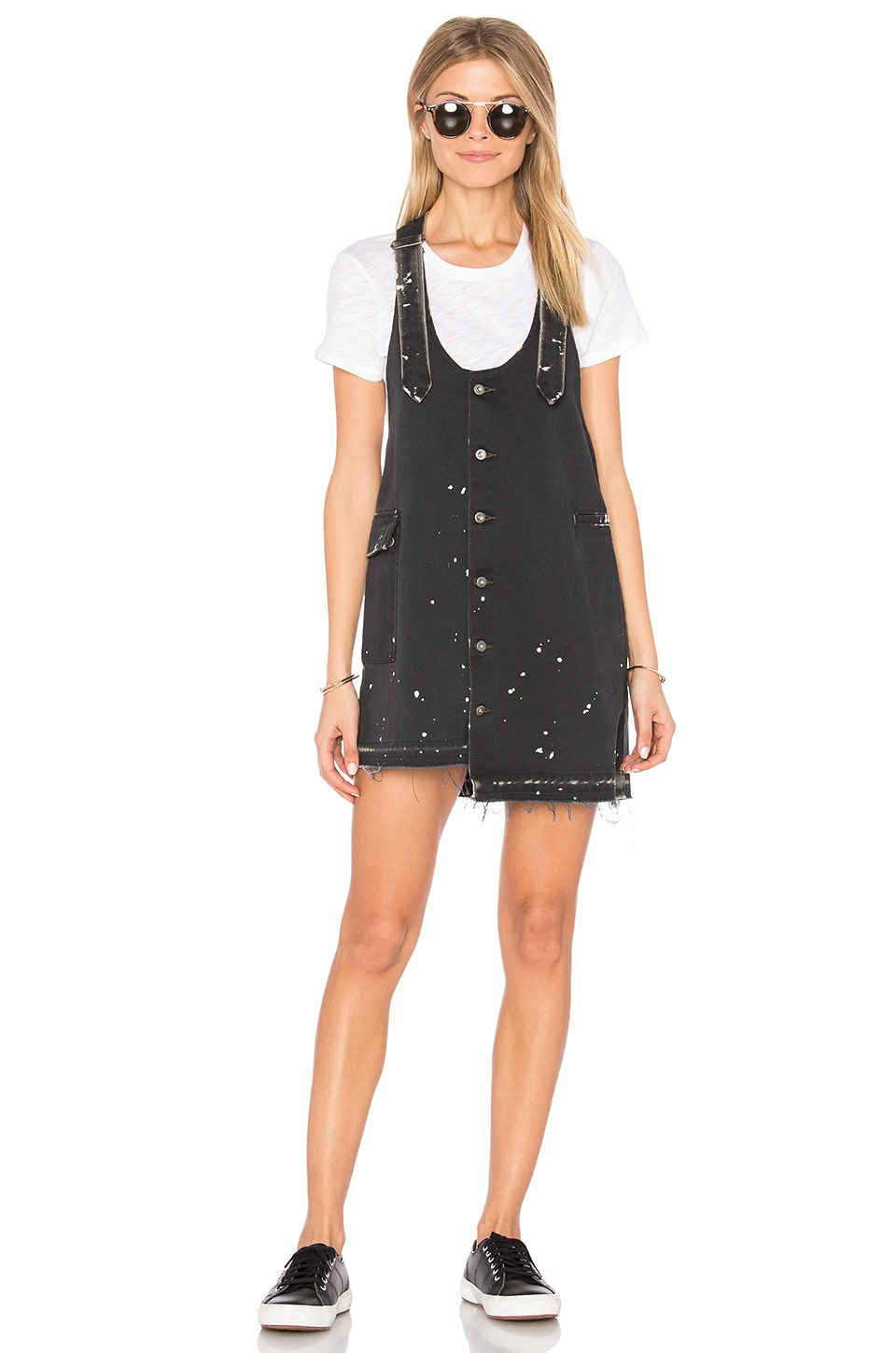 Pinafore Dress by TORTOISE