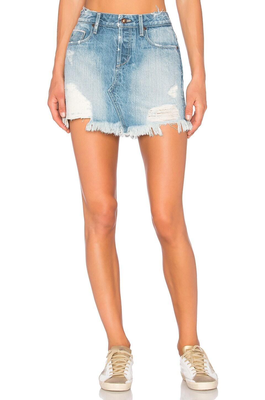 TORTOISE Manni Skirt in Sky Blue