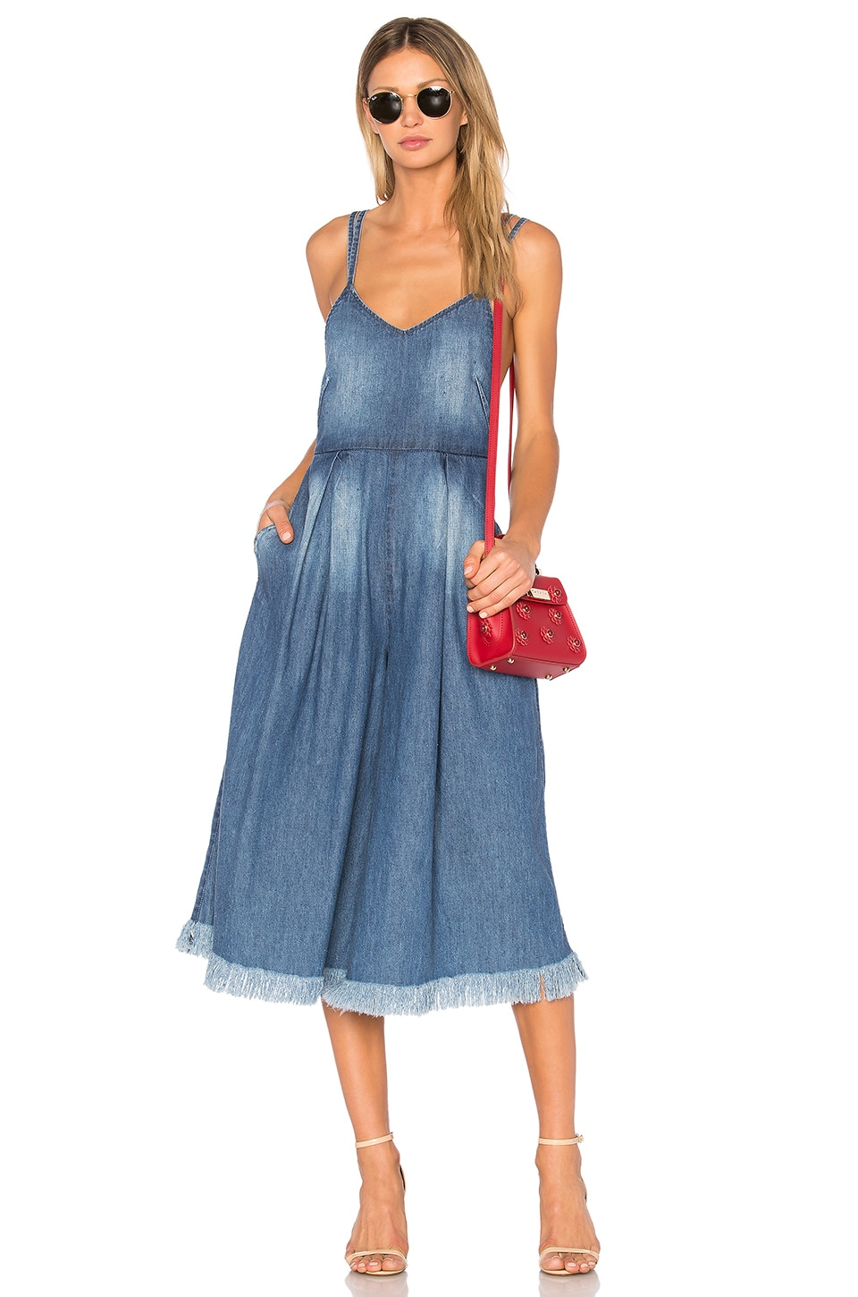 Billie Culottes Overalls by Tortoise
