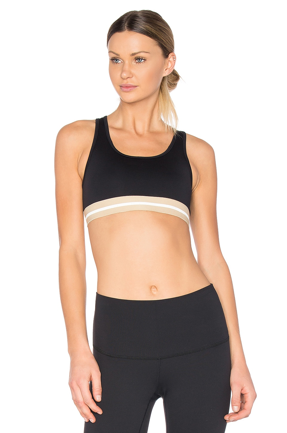 x MORGAN STEWART Marlene Sports Bra by Touche LA