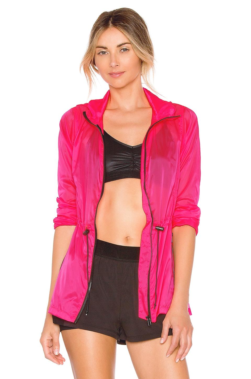 TLA BY MORGAN STEWART Keith Jacket in Pink