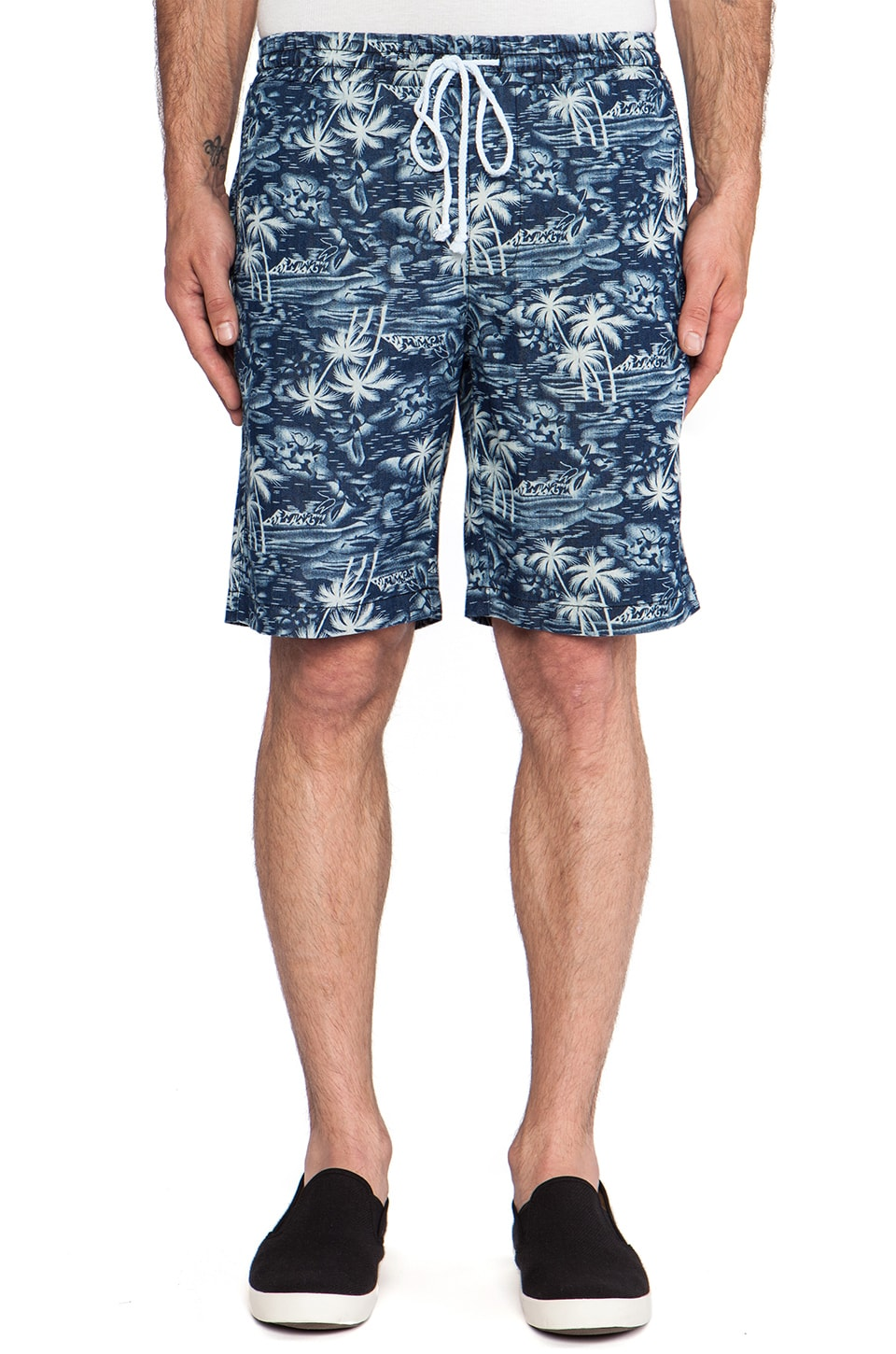 TOVAR Harrison Shorts Print in Vacation