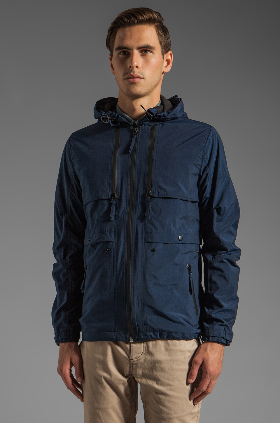 TOVAR Paterson Jacket in Navy