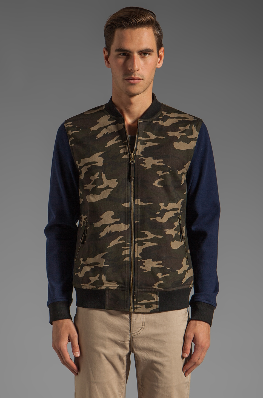 TOVAR Bailey Jacket in Camo
