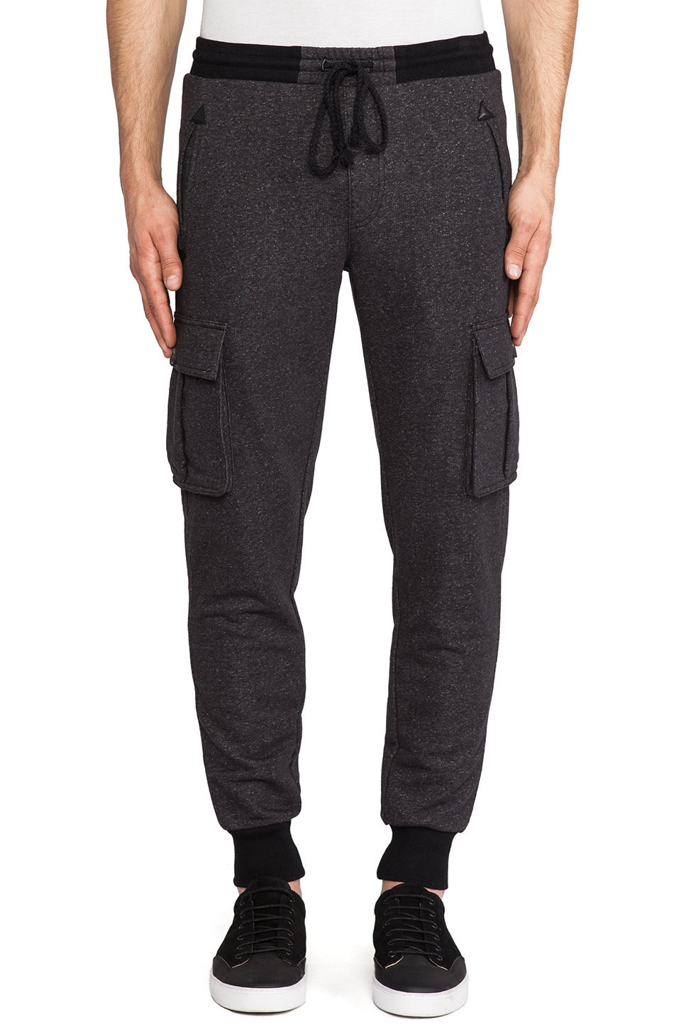 TOVAR Headon Pant in Charcoal