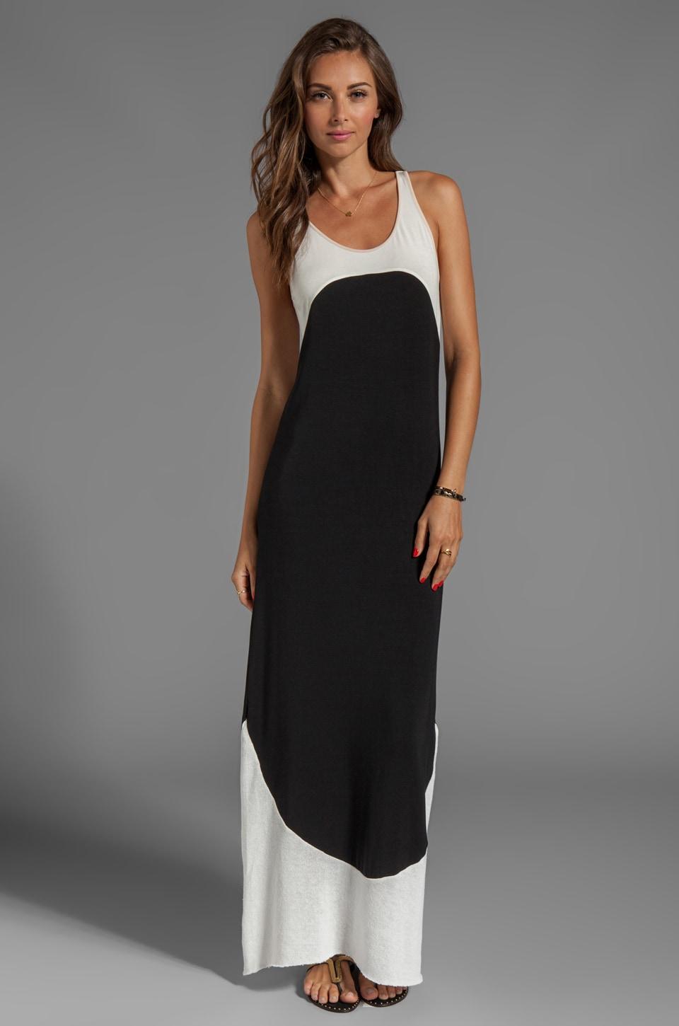 TOWNSEN Bells Maxi in Black