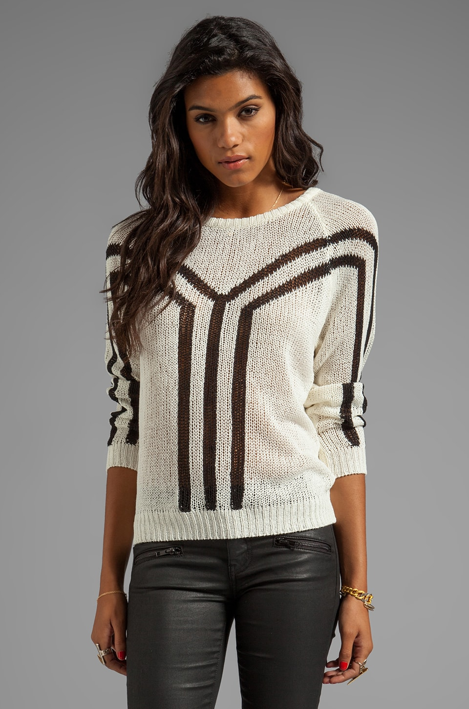 TOWNSEN Tallulah Sweater in Cream