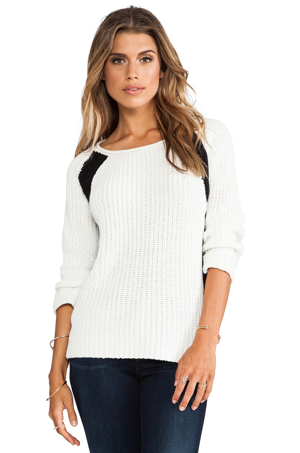 TOWNSEN Arden Sweater in Cream