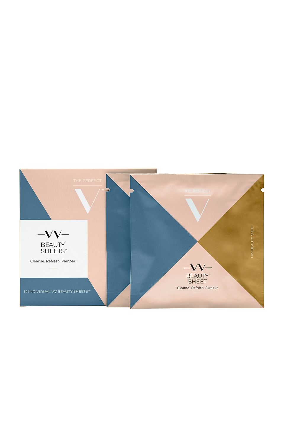 The Perfect V VV Beauty Sheets 14 Pack