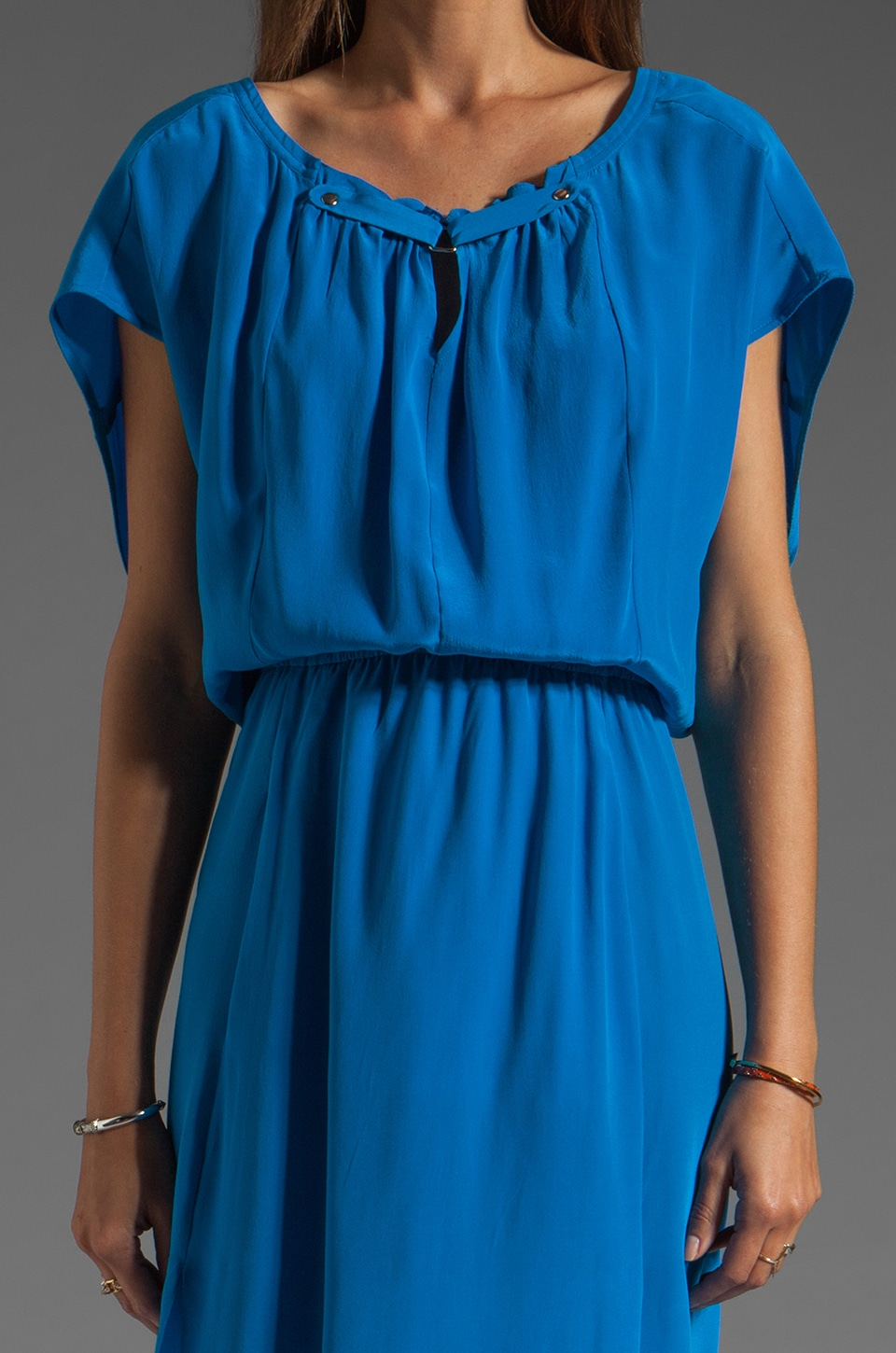 Tracy Reese Cocoon Dress in Aquarian