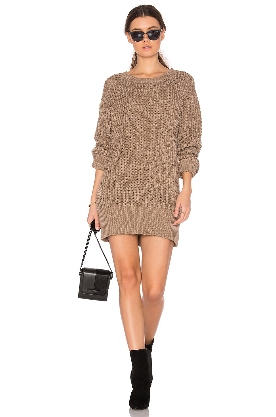 Hume Sweater Dress by TROIS