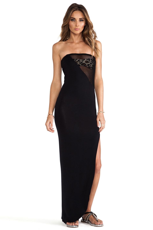 Tyler Rose Swimwear Blair Convertible Maxi/Skirt in Black