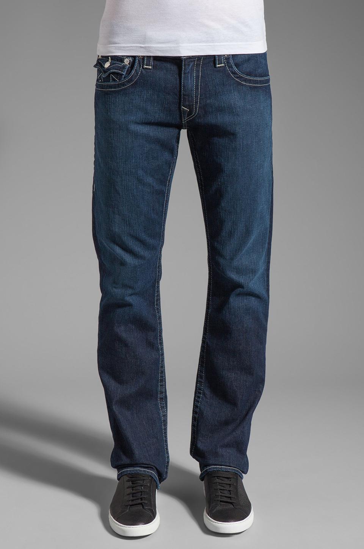 True Religion Ricky Straight Leg in Lonestar