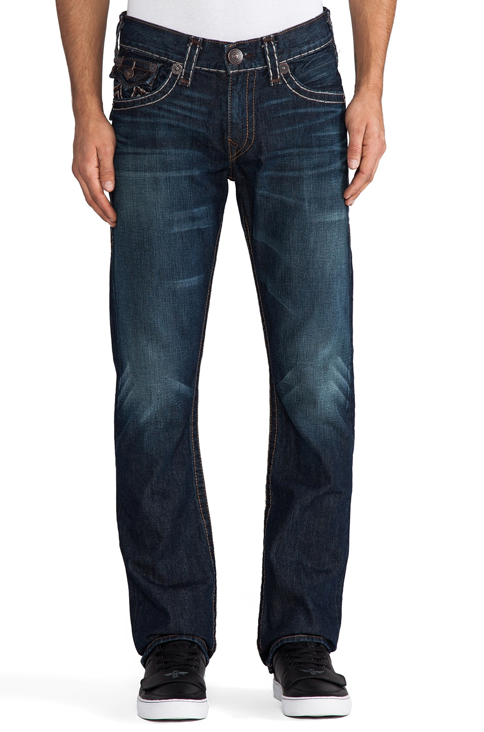 True Religion Ricky Single End in Retribution