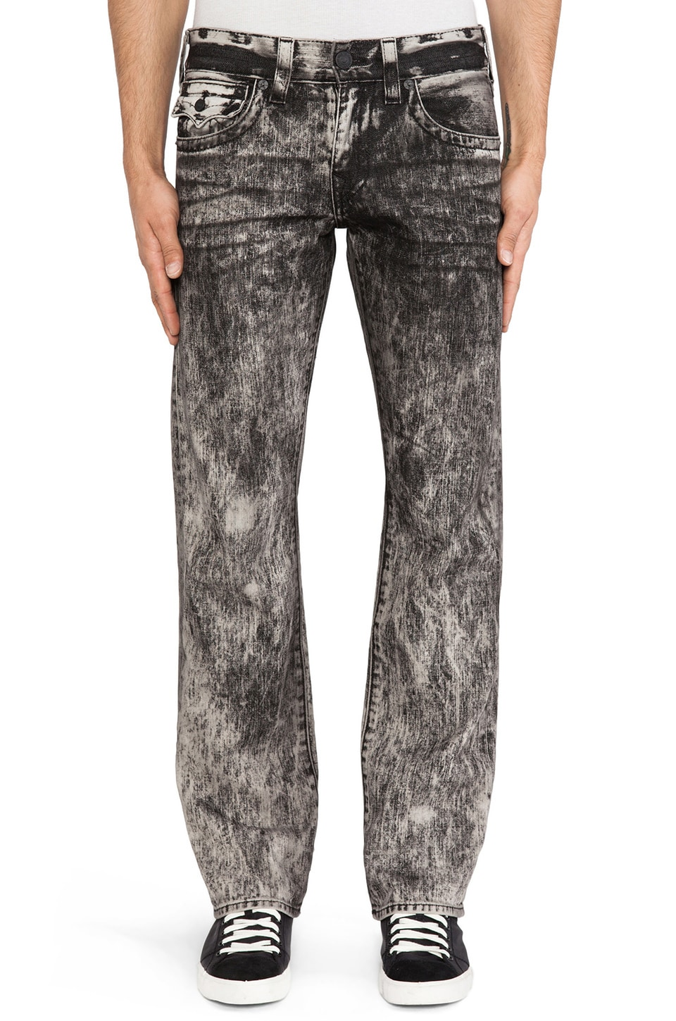 True Religion Ricky in Mineral Marble
