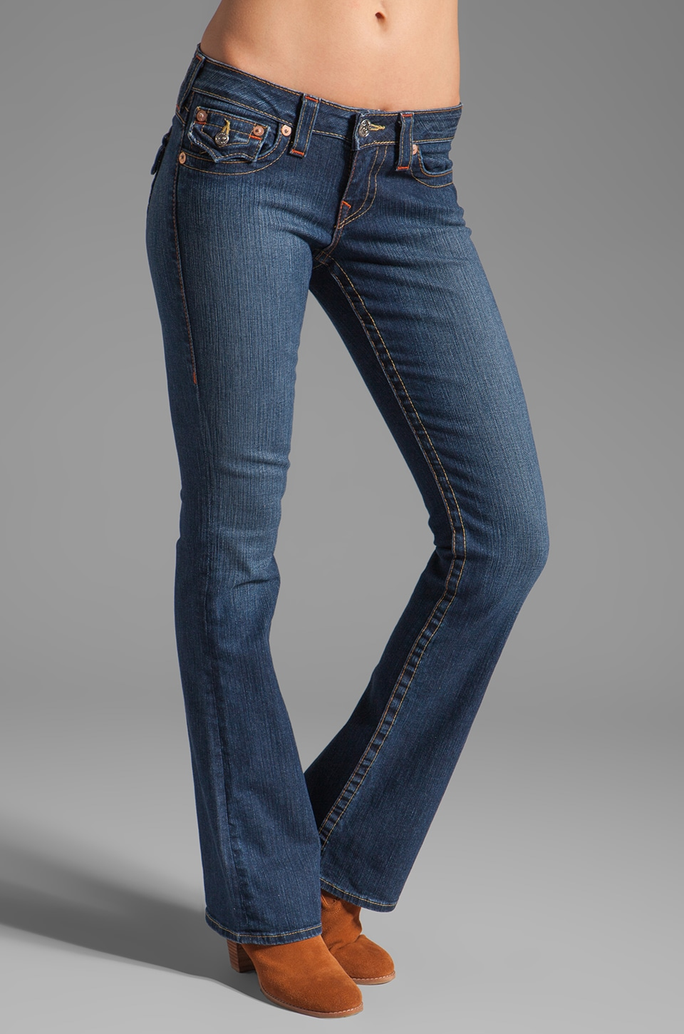 True Religion Becky Boot Cut in Memphis