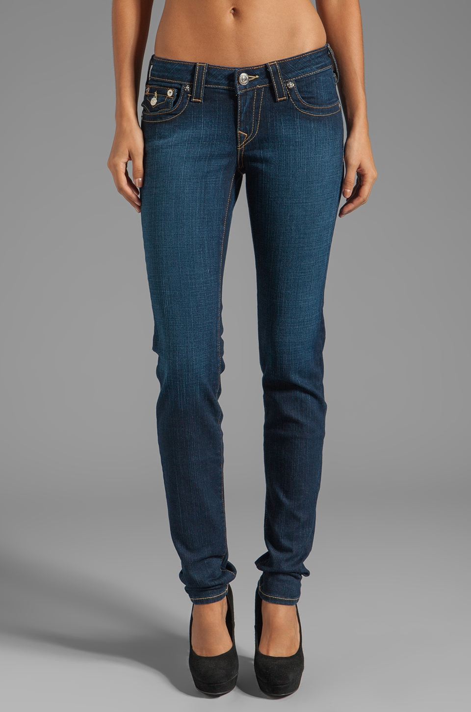 True Religion Julie Skinny in Lonestar