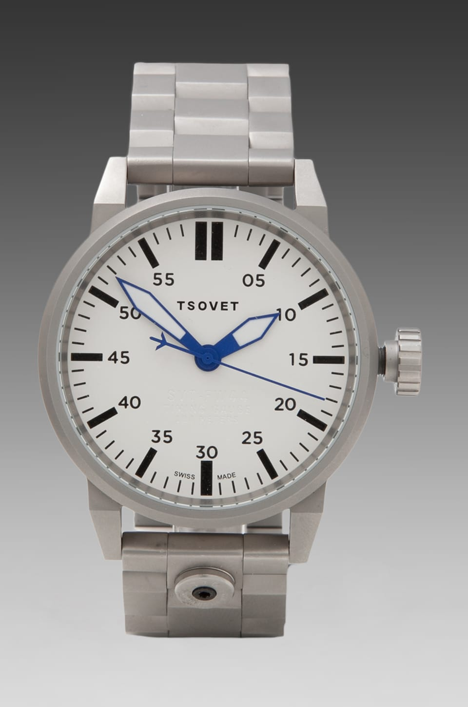 Tsovet SVT-FW44 44mm in White/Blue