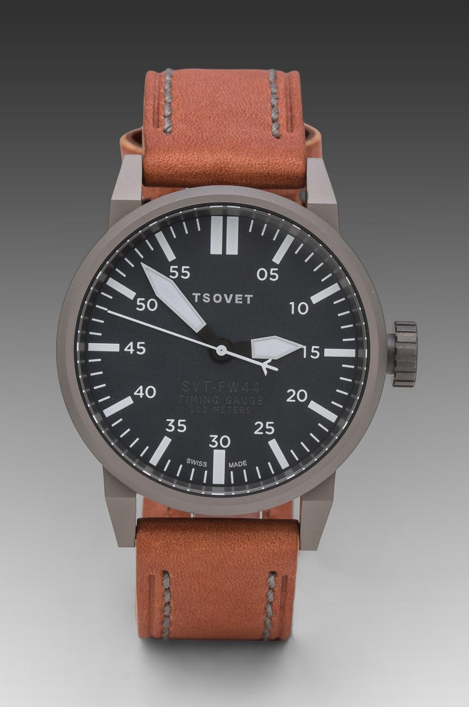 Tsovet SVT-FW44 in Gunmetal/Grey/Tan