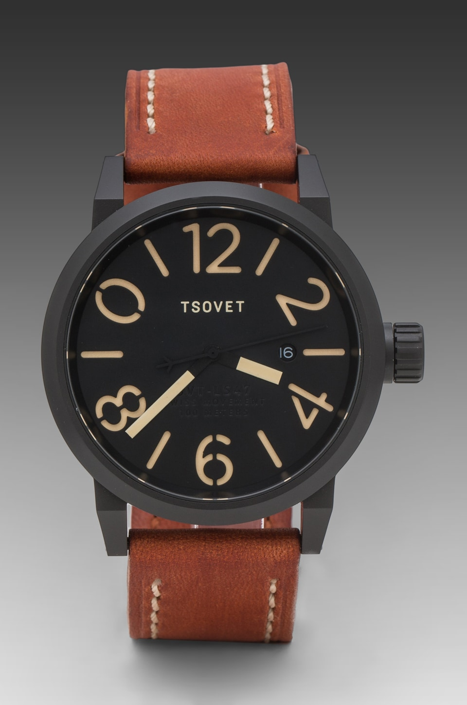 Tsovet SVT-LS47 in Black/Black/Rouille
