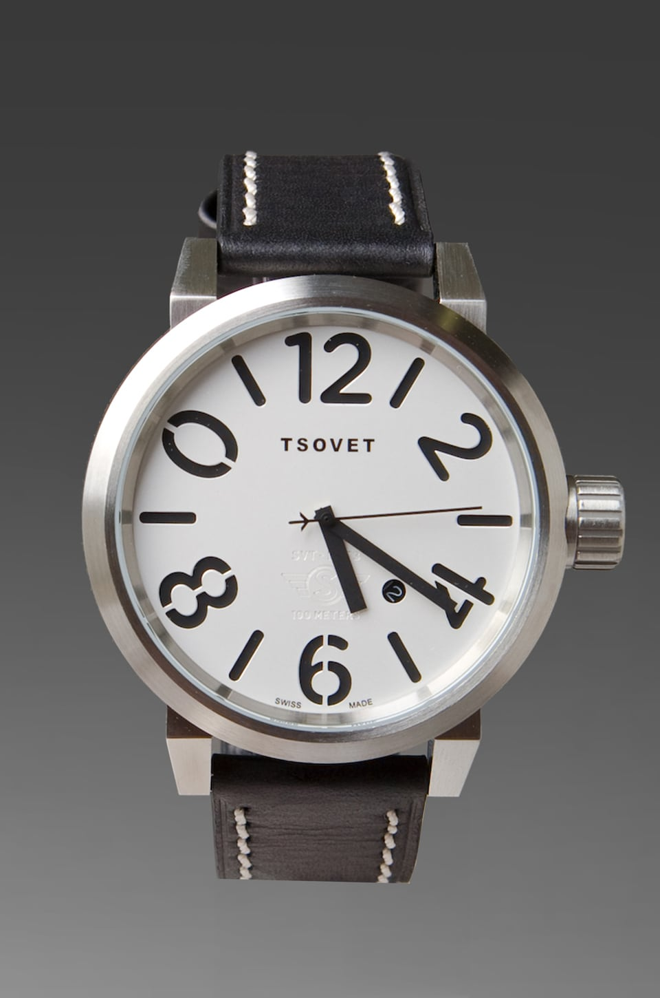 Tsovet SVT-LX73 in Silver/Black