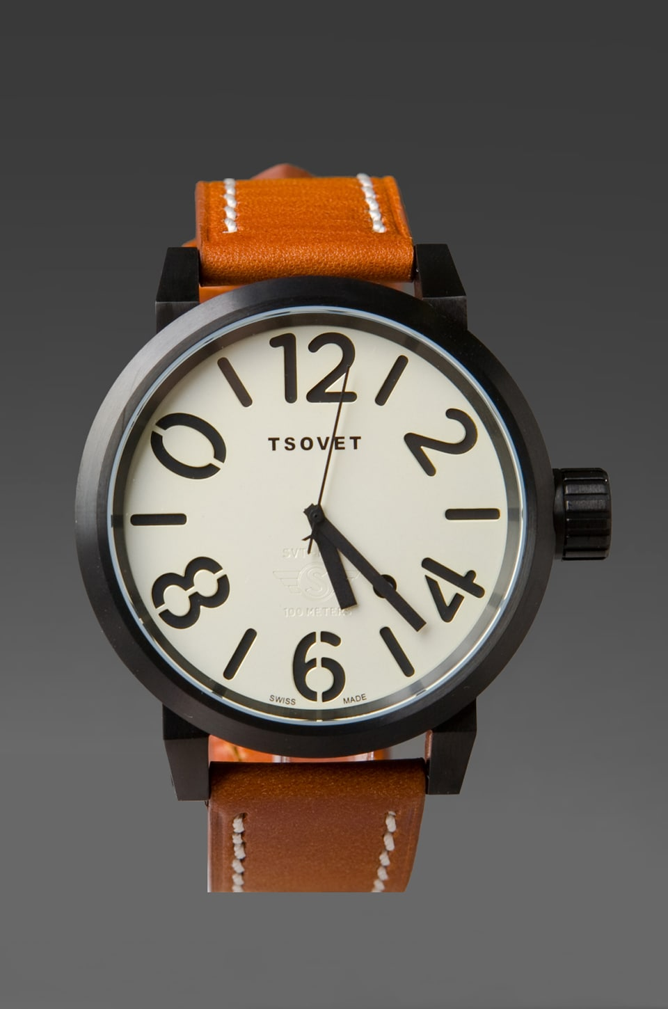 Tsovet SVT-LX73 in Brown/Black