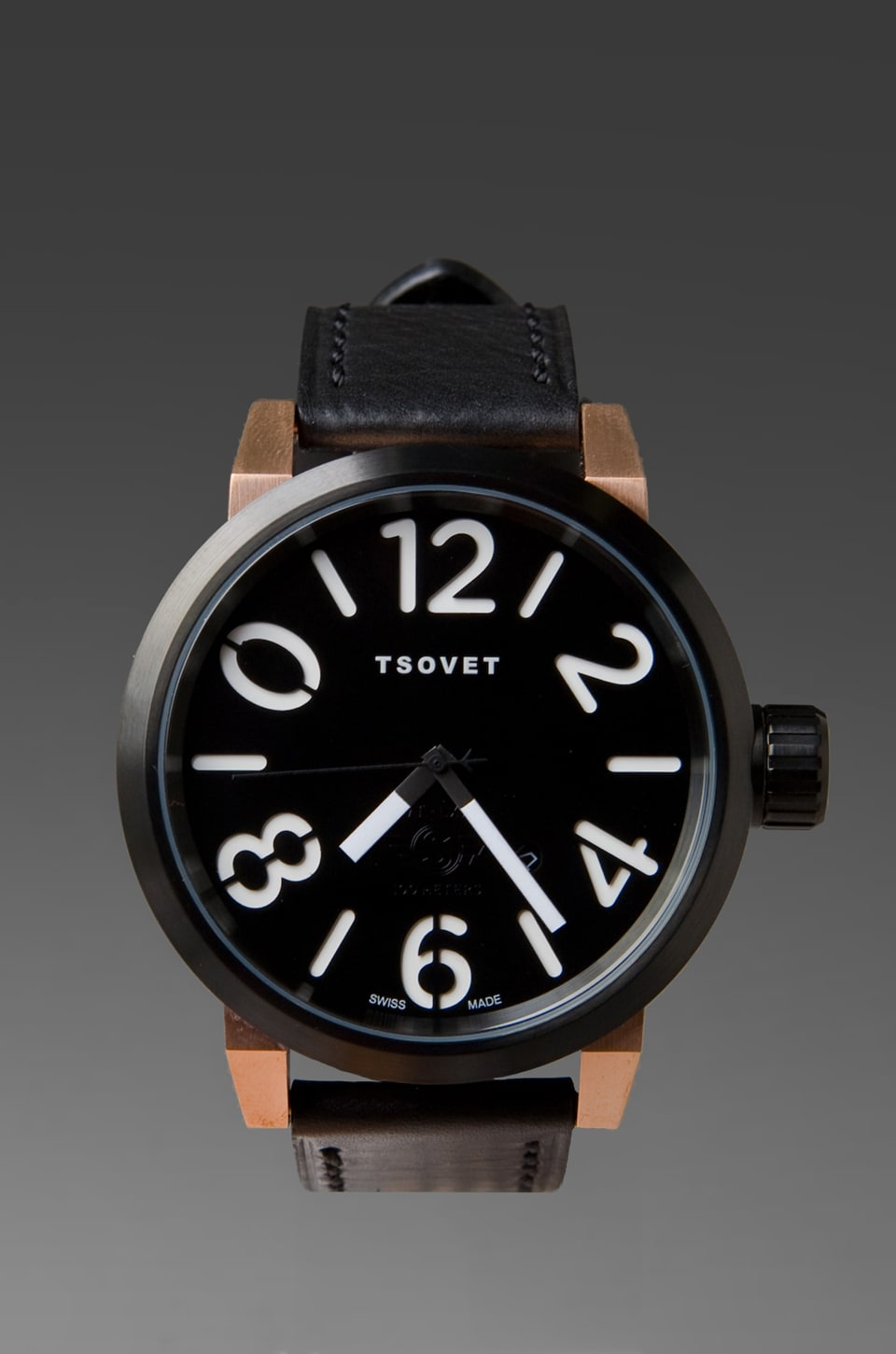 Tsovet SVT-LX73 in Black/Rose Gold