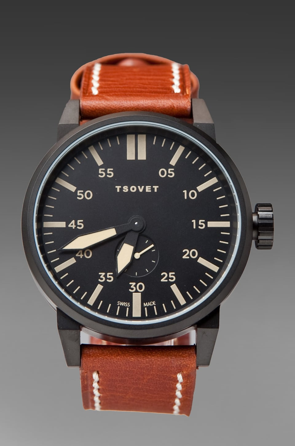 Tsovet SVT-FW44 in Black/Brown