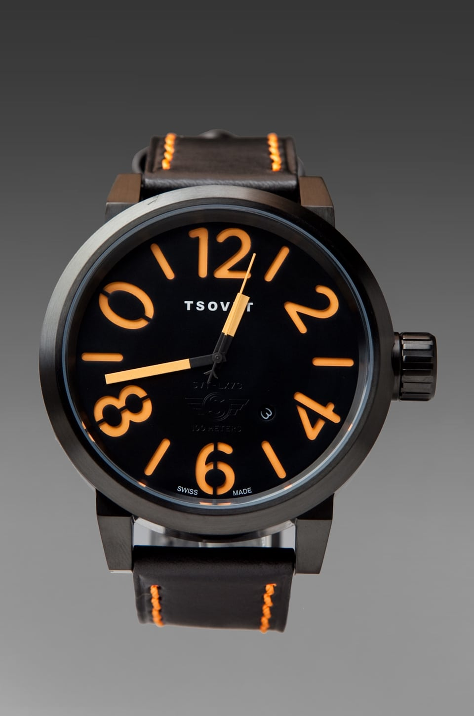 Tsovet SVT-LX73 in Black/Orange
